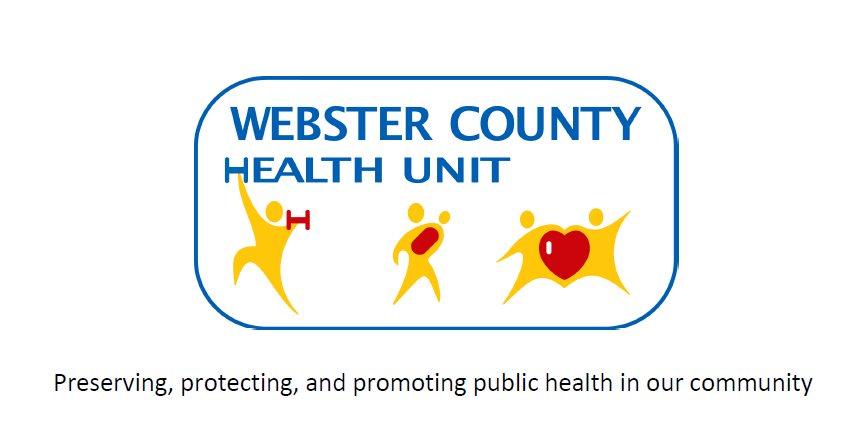 Webster County Health Logo