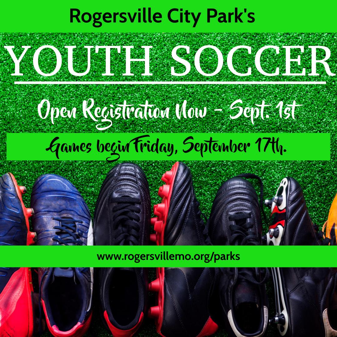 Fall 21 Soccer Flyer